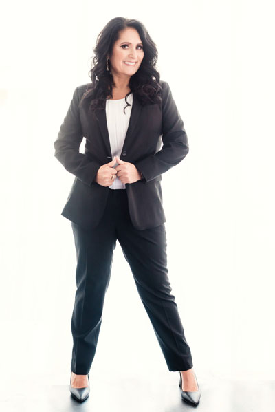 Suzanne Donaldson, founder and CEO of Donaldson Consulting, LLC.